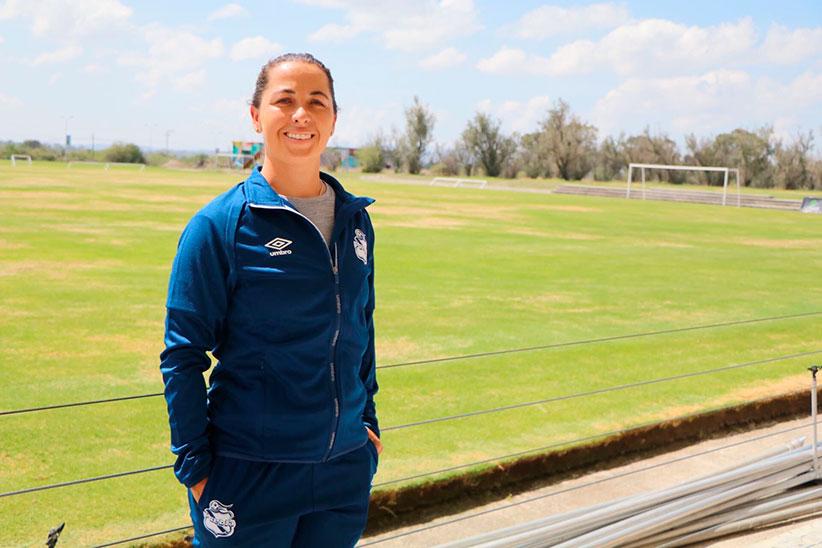 El Puebla estrena Directora de Fútbol Femenil