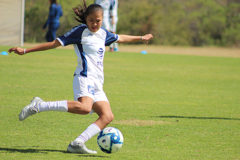 Convocadas jugadoras del Club Puebla Femenil
