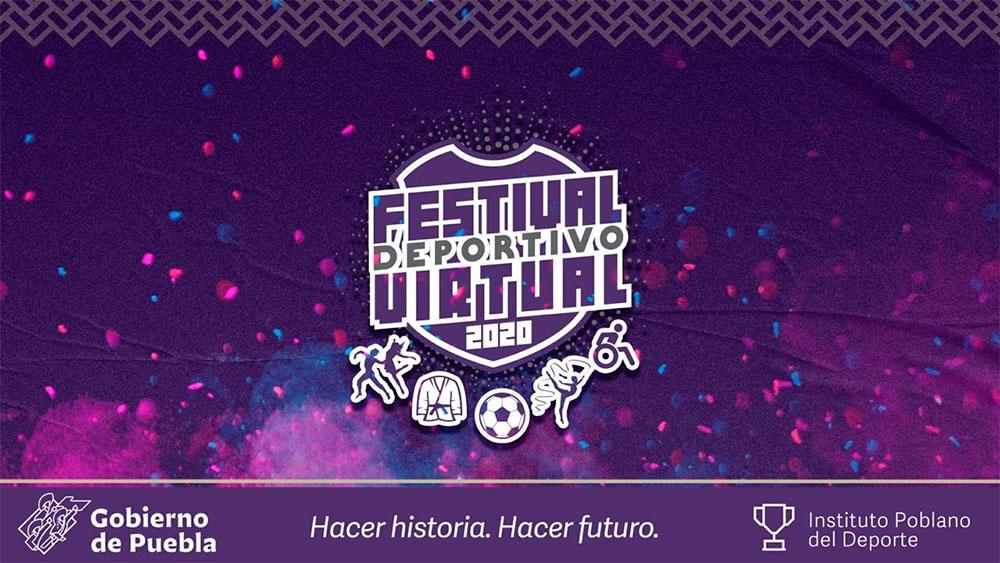 """Invita INPODE al """"Festival Deportivo Virtual 2020"""""""